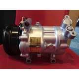 Compresor Renault Sandero/kangoo/clio2/mio Sanden Orig. R M