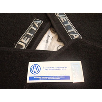 Tapete Carpete Do Jetta 2011 Ate 2015 Original Volkswagen