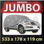 Cubierta Funda Forro Cubreauto Para Automovil Tamaño Jumbo