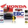 Pastillas De Freno Trasera Ebc Honda Vfr 400 R (nc24)
