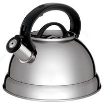 Chaleira Inox 2,8 L Com Apito Boiler