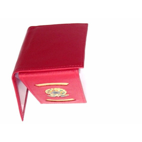 Porta Documento Para Autoridade Eclesiástica Pastor Auxiliar