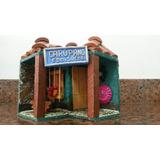 Casas Fachadas Decorativas Artesanales En Madera