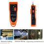 Red Lan Teléfono Cable Rj45/11 Tracker Rastreador Línea