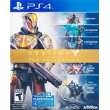 Destiny: The Collection Ps4 Fisico Nuevo Xstation
