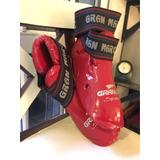 Zapatos O Protectores De Pie P/taekwondo Granmarc Sparring