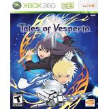 Tales Of Vesperia Para Xbox 360 Nuevo Y Sellado Videojuego
