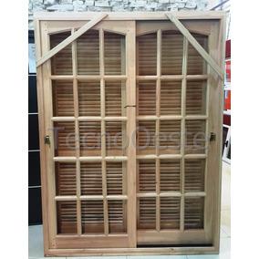puerta balcon con postigos aberturas en mercado libre