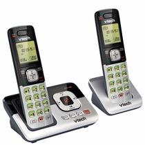 Telefono Inalambrico Vtech Doble Cs6829-2 Envio Gratis