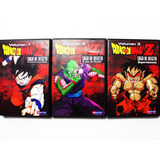 3 Dvd De Dragon Ball Z Vol. 1 2 3 - Envio Gratis