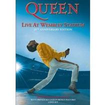 Dvd Queen Live At Wembley Importado