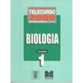 Telecurso 2000. Biologia. 2° Grau - Volume 1