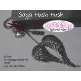 Separador De Libros Inspirado En Saga Hush Hush