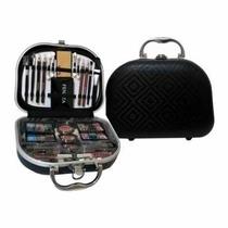 Maleta Maquiagem Completa Fenzza Kit 48 Itens Profissional