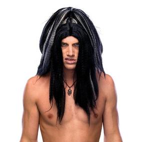 Halloween Costume Pelucas Hombre Dreadlocks Peluca Scary Vo