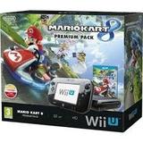 Nintendo Wii U 32gb Negro Deluxe + Juegos Garantia Nuevo