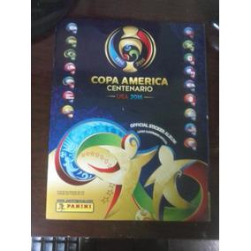 Album +81 Fgurinhas Copa America Centenario