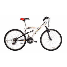 Bicicleta Halley Mountain Bike 19310 Suspension 18v Shimano