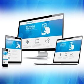 Criaçao De Site Profissional Responsivo Com Formulários