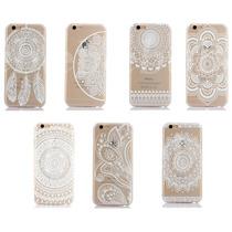 Lote Mayoreo 15 Fundas Mandala Case Iphone 5, 6, 6 Plus