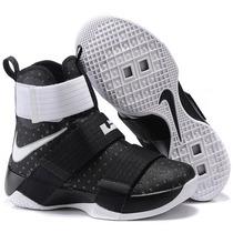 Tênis Nike Lebron James Soldier 10 X Air Jordan Kobe Impax