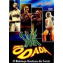 Dvd Original - Saia Rodada - Ao Vivo