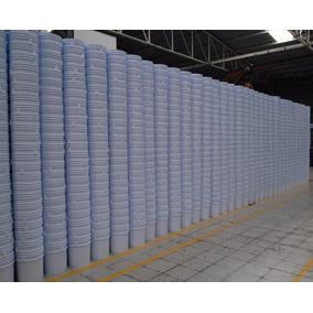 Cubeta De Plastico 19 Lts Litros 100% Virgen Grado Alimentic