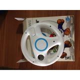 Volante Wii Wheel Original Nintendo Wii/ Wii U
