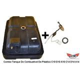 Kit Tanque Combustível + Boia C-10 D-10 A-10 C-14 D-14 A-14