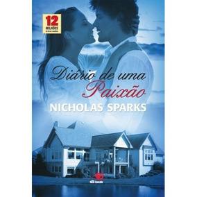 Livro Diario De Uma Paixao - Novo Conceito Nicholas Sparks