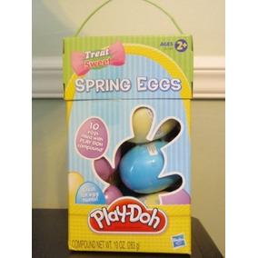 Juguete Playskool Plastilina Temporada Primavera Huevos - P