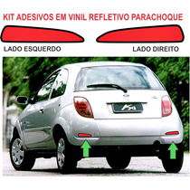 Acessorios Adesivo Olho De Gato Refletivo Ford Ka