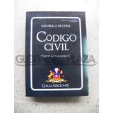 Código Civil Actualizado- Galas Ediciones, Ideal Estudiantes