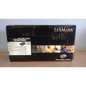 Toner Original Lexmark 12a7400 Preto Para E321 E323n