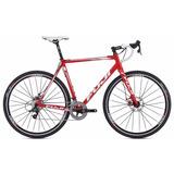 Bicicleta Fuji A6 1.3 Cyclocross Sram Rival Vermelha