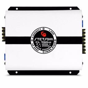 Módulo Amplificador Stetsom Cl 950 He 220w Rms 3 Canais 950w