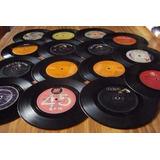 Acetatos Lps Vinilos Discos Retro Decoracion Grandes 5 Disco