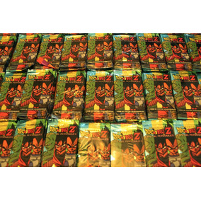 Dragon Ball Z - Cartas Coleccionables - Sobres Cerrados X200