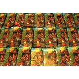 Dragon Ball Z - Cartas Coleccionables - Sobres Cerrados X200