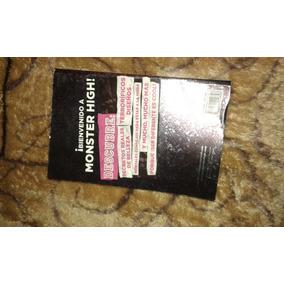 Libro Diario De Monster High