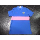 Chomba Boca 2013-2014 Azul Y Rosa