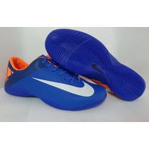 Promoção - Tênis Futsal Nike Mercurial Do Cr7 Messi Neymar