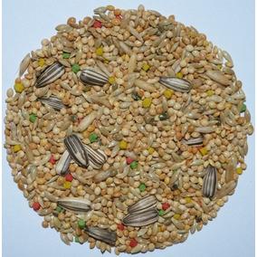 Mistura De Sementes Para Calopsita, Periquito, Agaporni 10kg