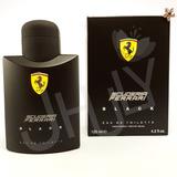 Perfume Ferrari Black 125ml Scuderia 100% Original Lacrado.