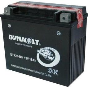 Bateria Acido Original Ytx20 Bs Dtx20 Ctx20 Y Envio Gratis