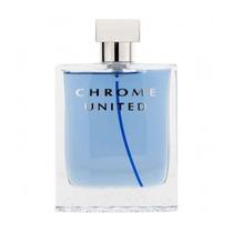 Azzaro Perfume Masculino Chrome United Eau De Toilette 100ml