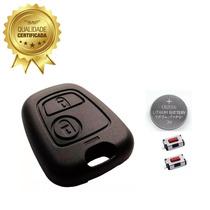Kit Reparo Chave Peugeot 206 207 Citroen C3 Telecomando