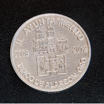 Moneda De Colección, H. Ayuntamiento De Taxco, 2009-2012