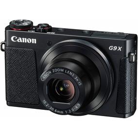 Rosario Camara Digital Canon G9 X + Memo Sd 32gb Regalo Wifi
