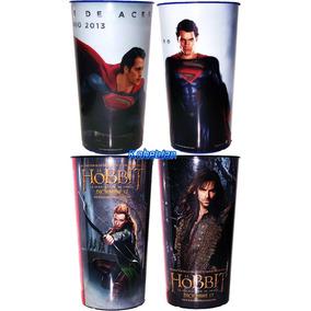 Vaso Original De Cine El Hobbit Superman El Hombre De Acero